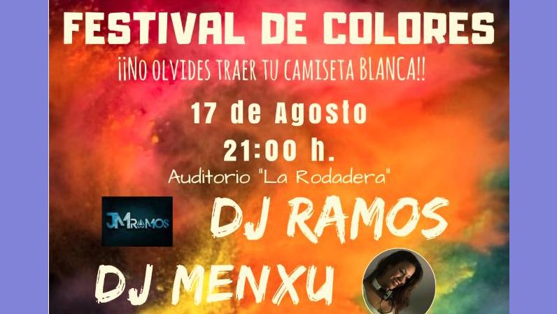 Festival Colores 2018